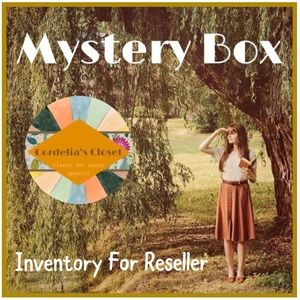 Other - Inventory For Reseller Mystery Box